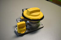 Gas-cap-assembly
